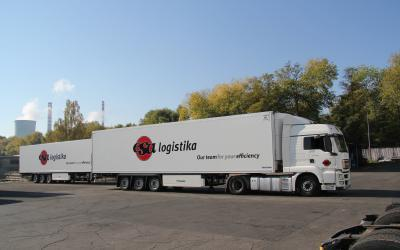 ESA logistika is renewing and increasing fleet