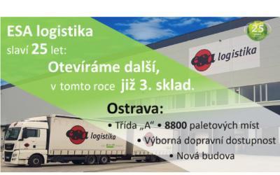 New Warehouse in Ostrava