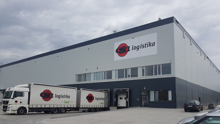 Warehouse Ostrava