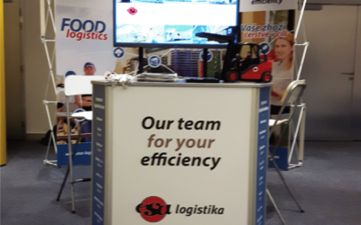 ESA logistika at congress SAMOŠKA