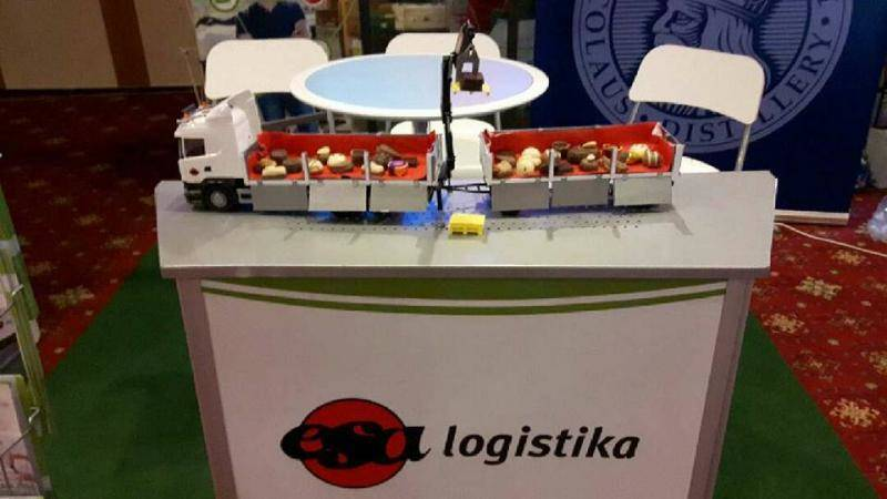ESA logistika participated in Samoška congress