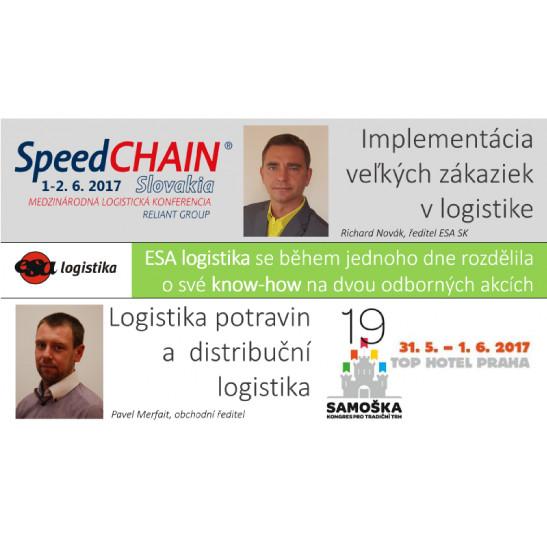 SpeedCHAIN and SAMOŠKA 2017