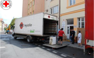 ESA logistika tiež pomáhala po povodniach 29.6.2013