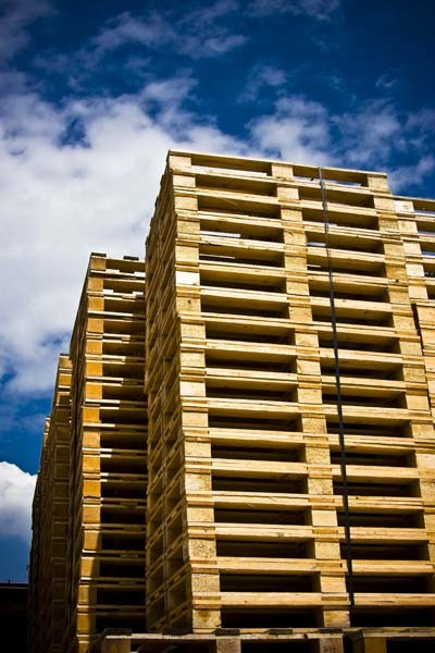 ESA starts offering the EUR pallets manufacture and repair