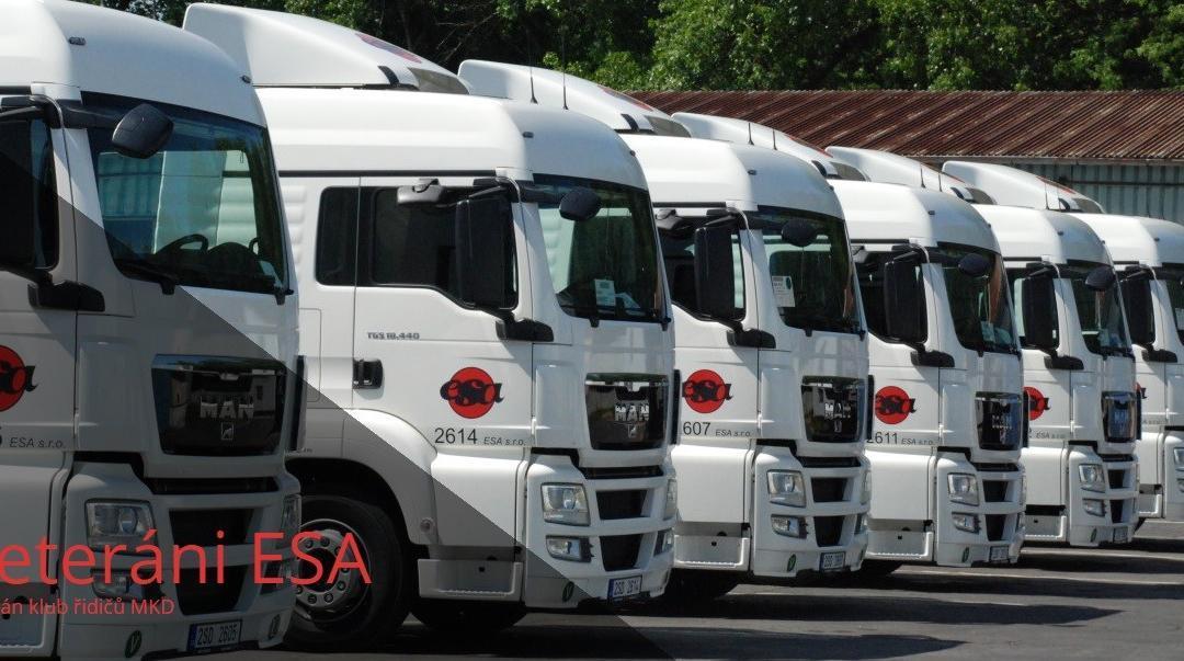6 ESA logistika truck MAN