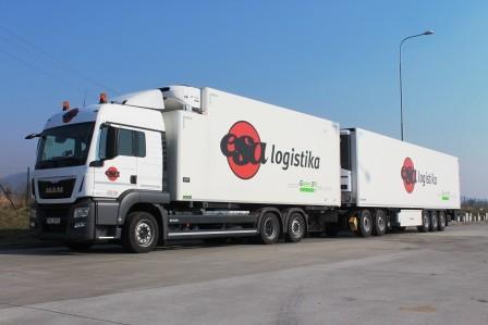 ESA logistika - tandem