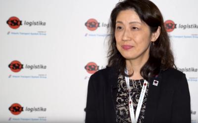 Wywiad z Junko Takata w trakcie jubileuszu 10-lecia ESA logistika w Polsce