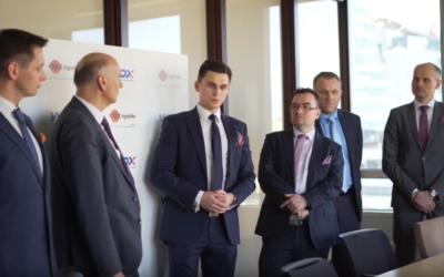 Innowacyjna współpraca ESA logistika i WDX