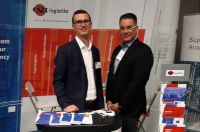 ESA logistika participated in logistics conference LOG-IN