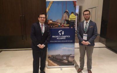 Coroczne spotkanie dla członków Project Logistics Alliance