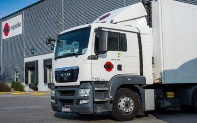Logistycy pomagają w walce z wirusem COVID-19